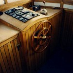 oak wheelhouse